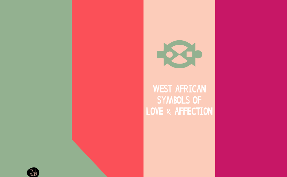 The language of West African Icons
