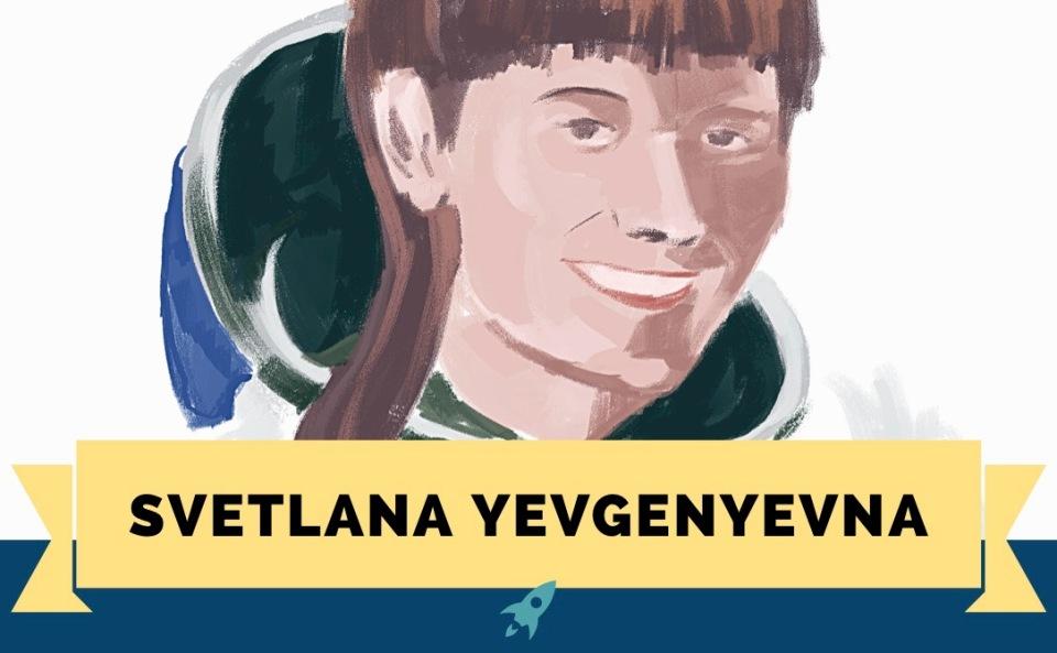 Astro Girls: Svetlana Yevgenyevna