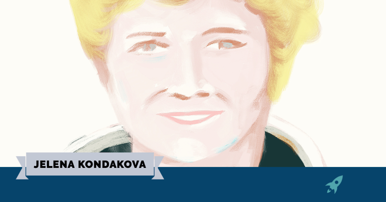 Astro Girls: Jelena Kondakova
